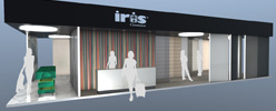 THE NEW IRIS CERAMICA COLLECTIONS MAKE THEIR DEBUT IN RUSSIA