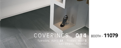 Back at Coverings