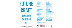 FUTURECRAFT | TOMORROW BY DESIGN #1