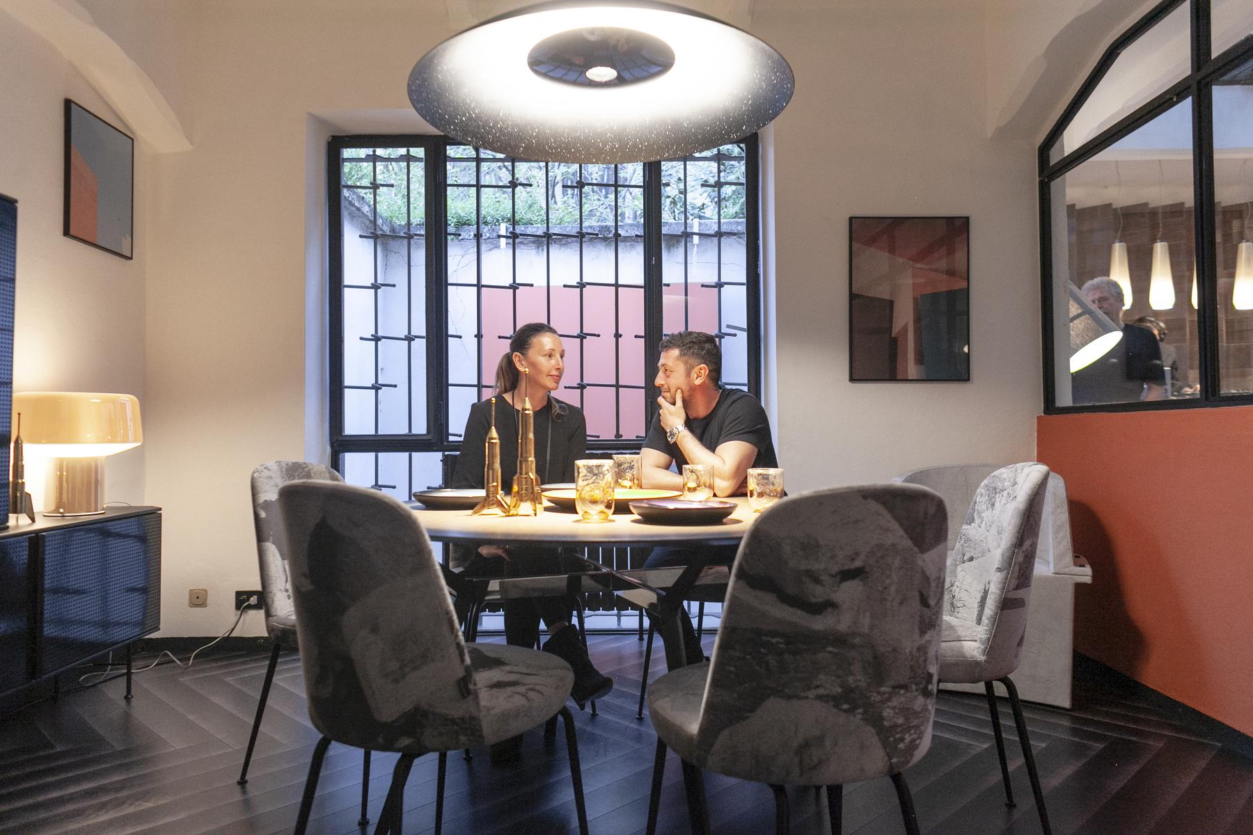 fuorisalone 2018 diesel living pop up home. Black Bedroom Furniture Sets. Home Design Ideas