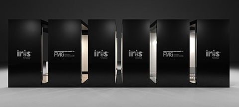 Italian-made Iris Ceramica tours the States