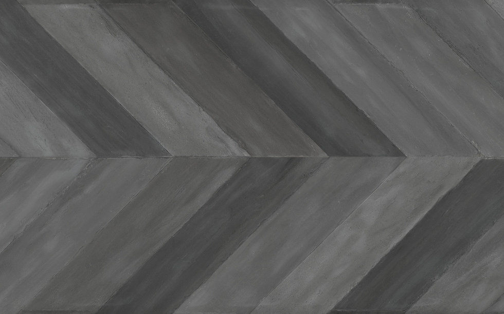chevron maiolica grey