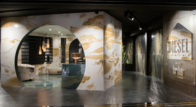 Diesel Living - Iris Ceramica Showroom 2018
