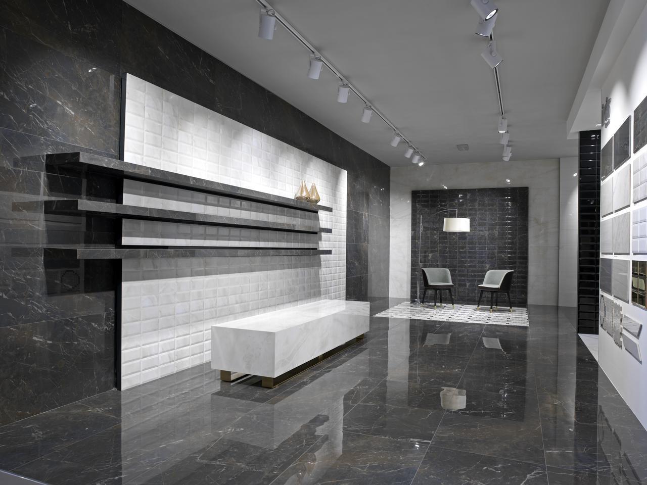 Iris Ceramica Showroom 2017